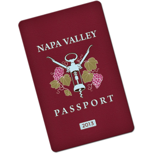 2013 Napa Valley Passport