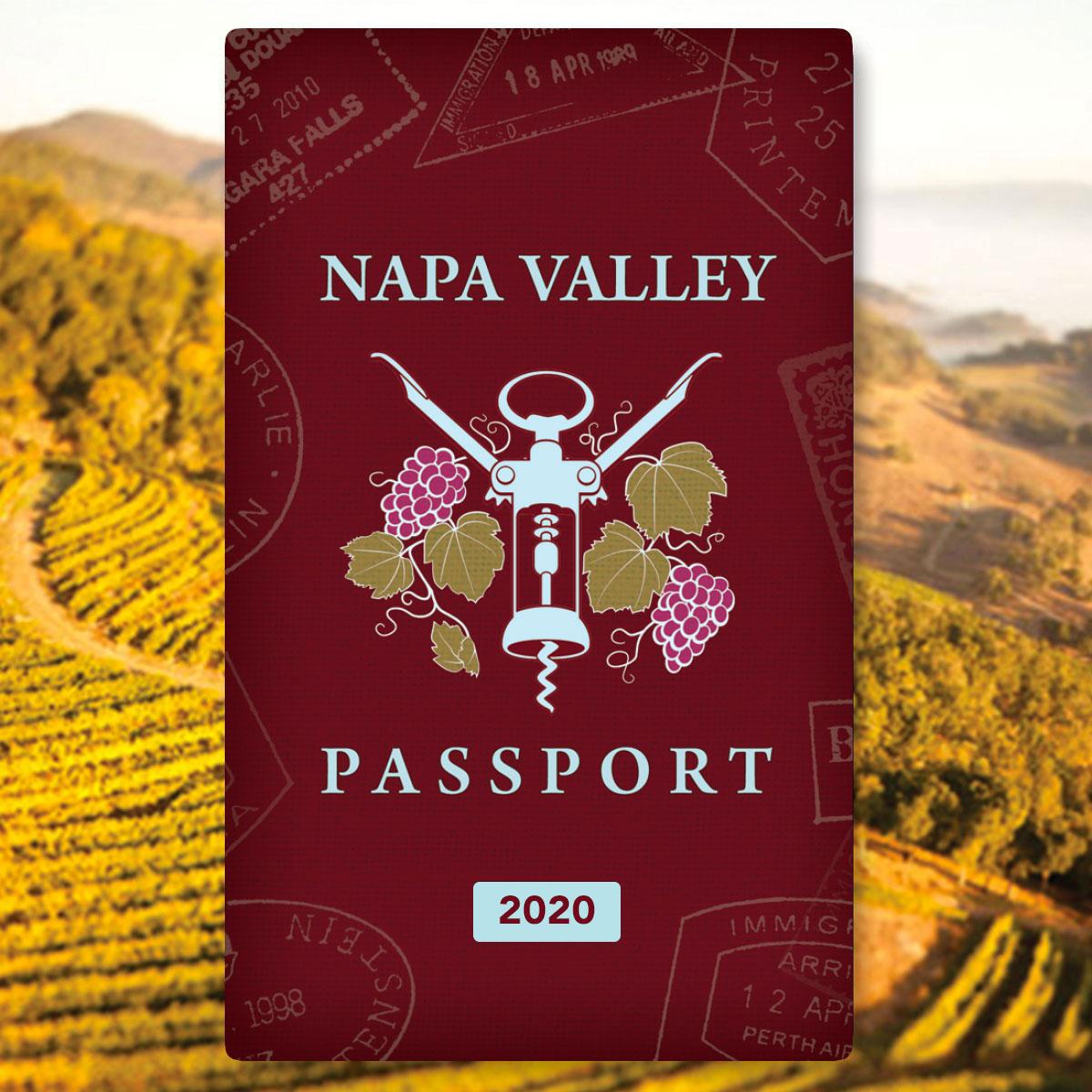 2020 Napa Valley Passport Napa Valley Passport